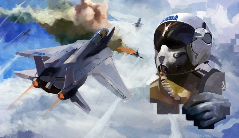 Afterburner-Sega-Art-by-Daniel-Vendrell
