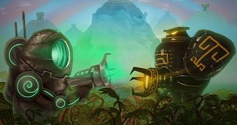 Quick-Look-Mayan-Death-Robots-Beta-with-Gameplay-Video