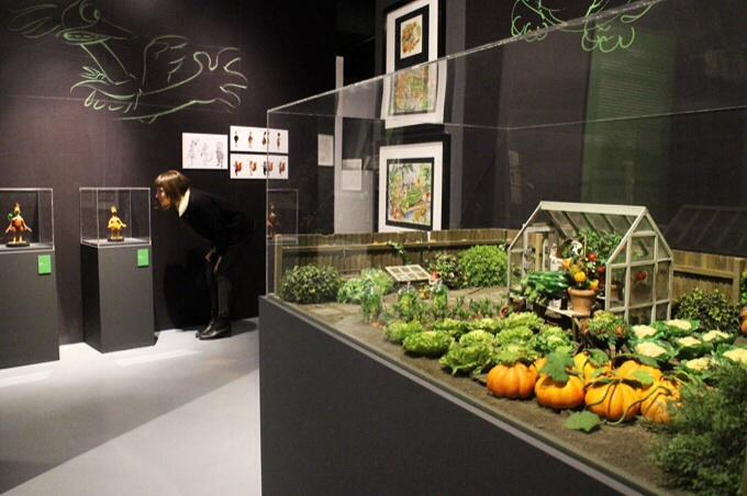 Exposition au musée Art Ludique