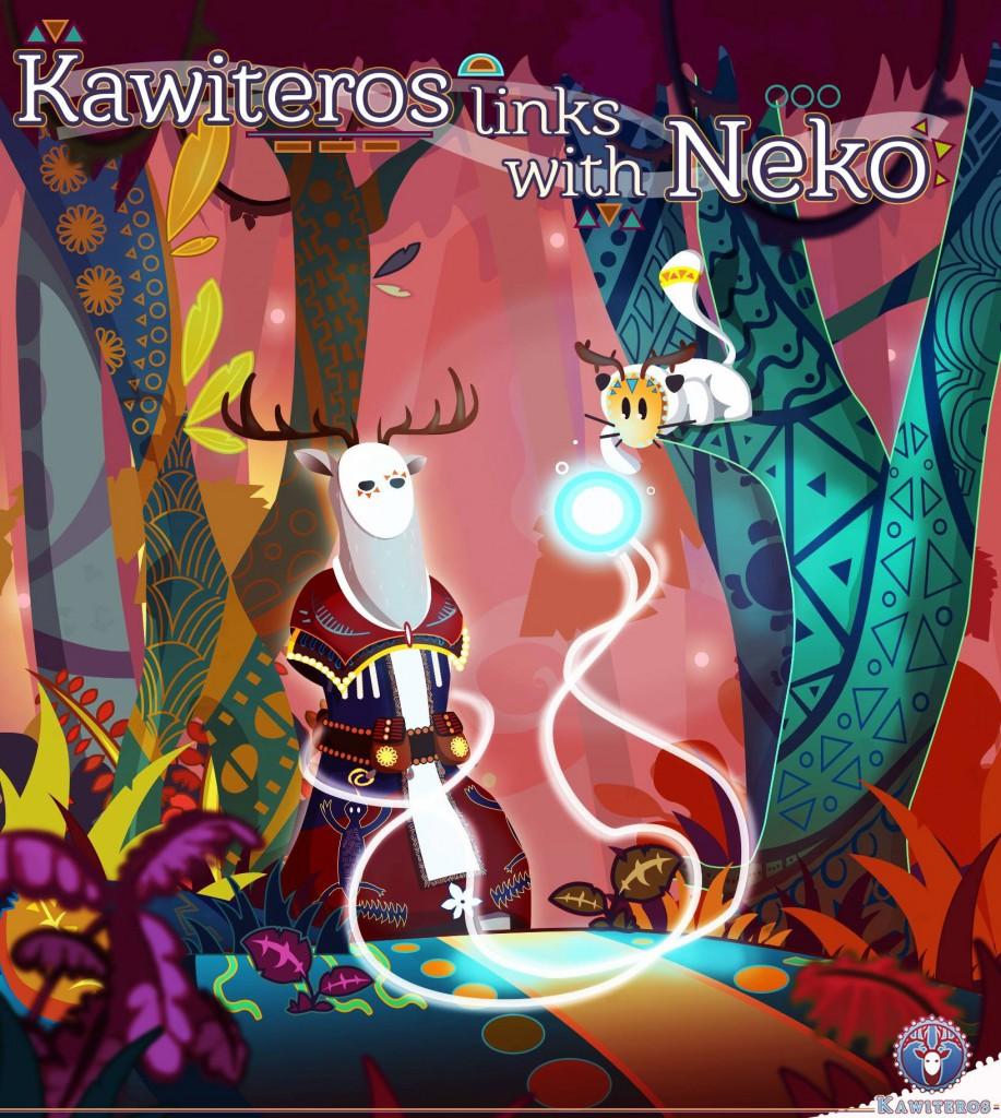 Un partenariat avec Neko, pour un jeu qui se concrétise