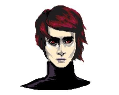 Portrait de Fyn, par Sera