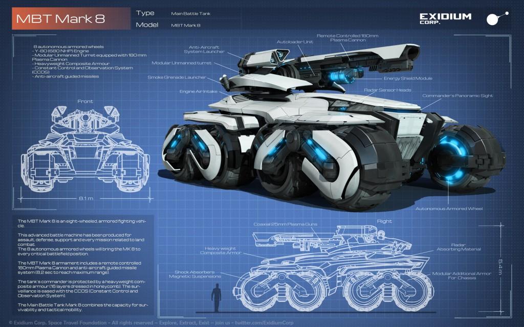 #5 Battle Tank