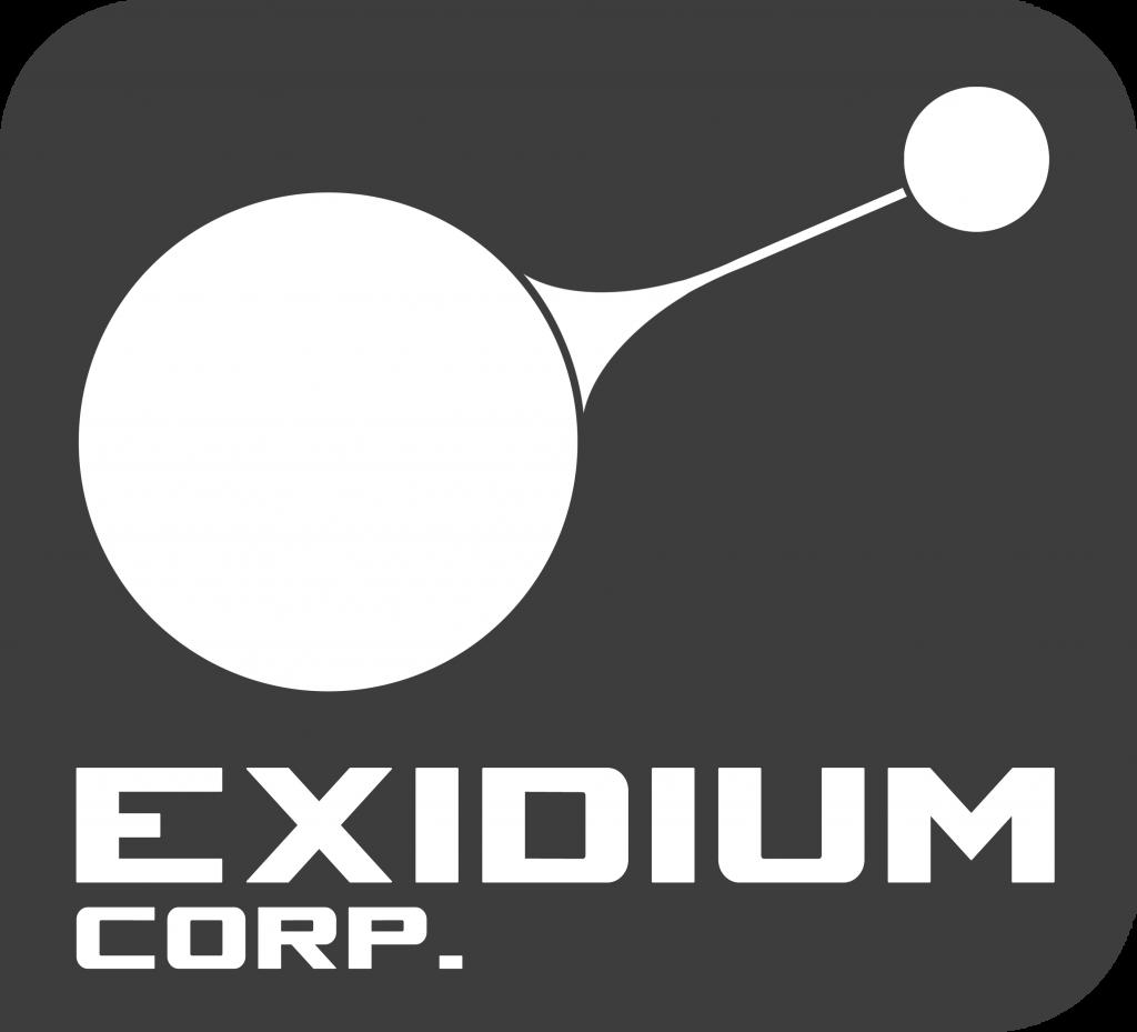 Exidium_LOGO_Block