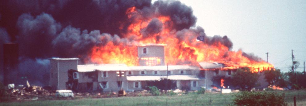 Le siège de Waco