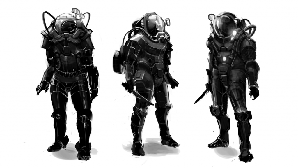 Narcosis concept art_00