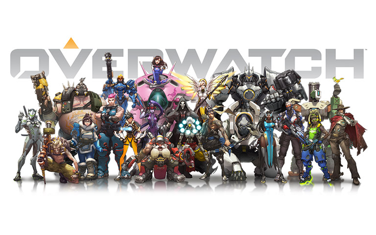 overwatch-jeu-blizzard-personnages