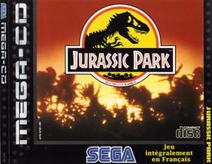 Jurassic Park (F) Front