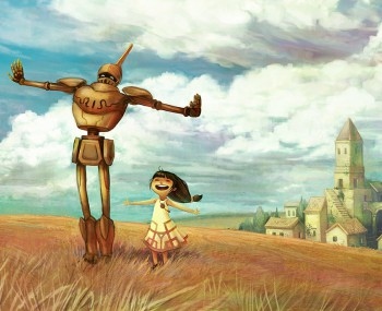 The-Girl-and-the-Robot