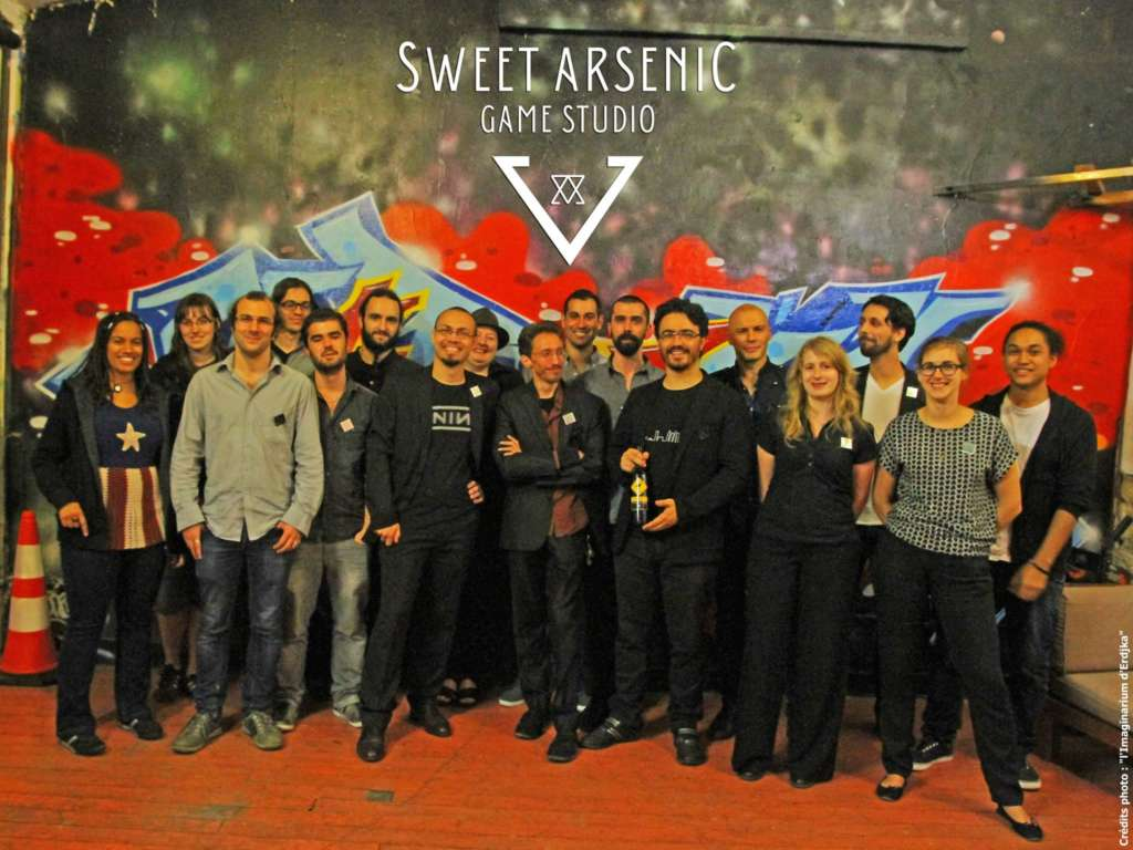 Team Sweet Arsenic