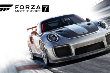 Forza 7 Horizontal Silver Car 2
