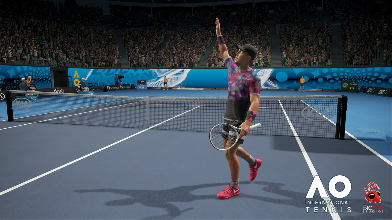 AO International Tennis Announce_Big Ant_ Screenshot 6