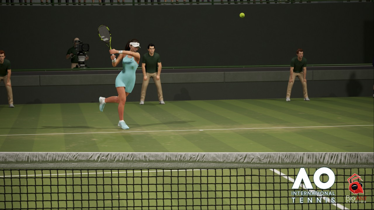 AO International Tennis Announce_Big Ant_ Screenshot 7